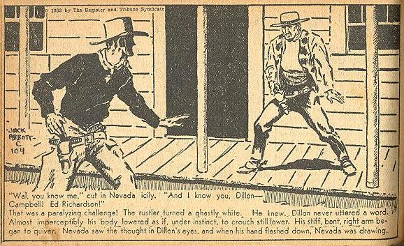 Jack Abbott - Lambiek Comiclopedia