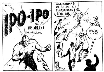 Ipo-Ipo, by Lib Abrena