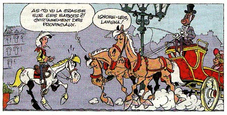 Lucky Luke by Achd�