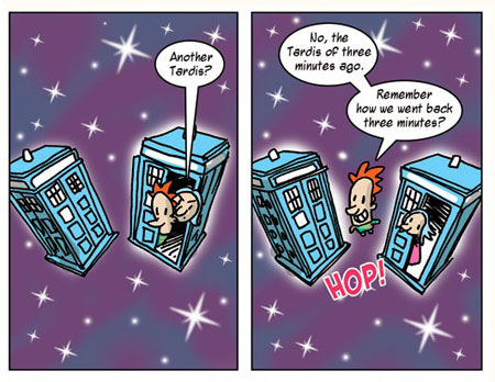 Doctor Who by Nigel Auchterlounie