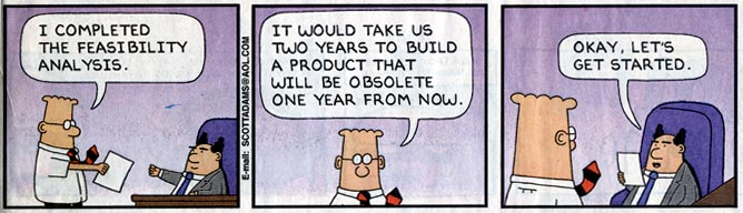 Dilbert, by Scott Adams 2002