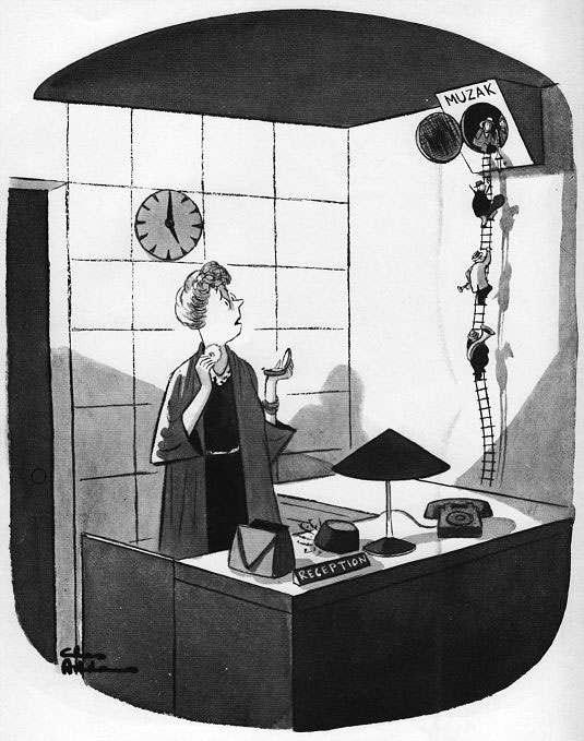 1959 Charles Addams cartoon