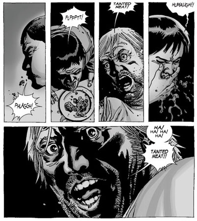 The Walking Dead by Charlie Adlard