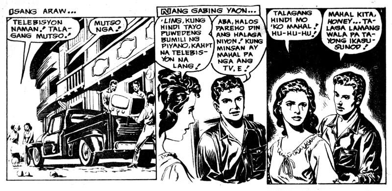 from Romanso Komiks, by Mar Amongo