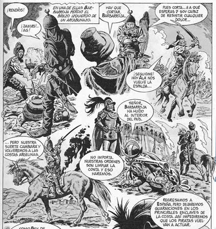 Barbarroja by Pedro Ananos