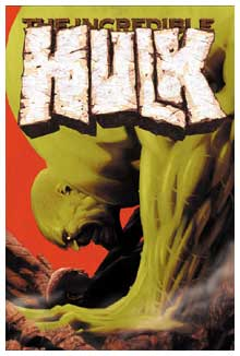 Hulk cover, by Kaare Andrews