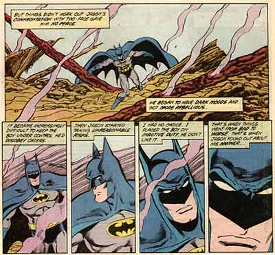 Batman - A Death in the Family, by Jim Aparo
