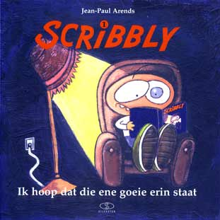 The Scribbly Book, by Jean-Paul Arends