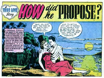 How Did He Propose?, by Ruth Atkinson 1949