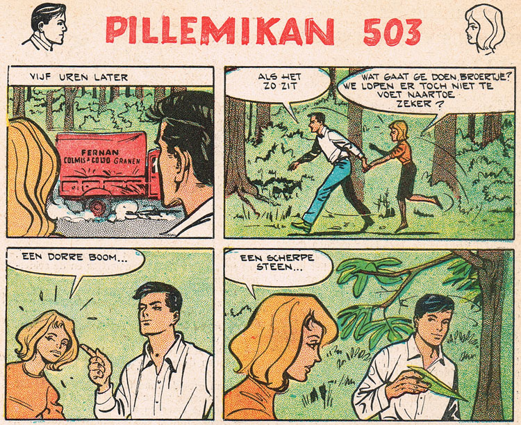 Pillemikan 503 by Dino Attanasio