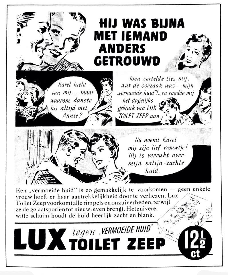 Lux reclame