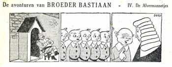 Brother Bastiaan, by Charles Boost