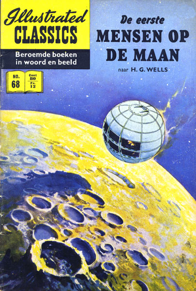 Illustrated Classics: Mensen op de Maan