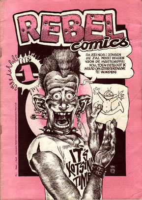 Rebel Comics