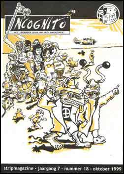 Incognito 1999, cover Willem Verberg