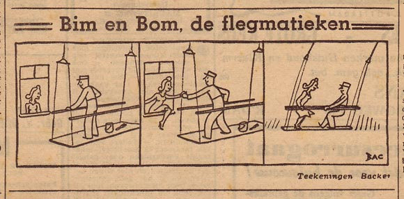 Bim en Bom, by Henk Backer