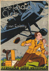 De Radio Club, door Hans Borrebach