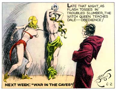 Flash Gordon, door Alex Raymond
