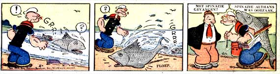 Popeye in Doe Mee, 1939