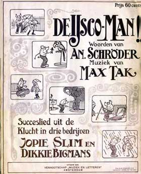 De IJsco-Man!