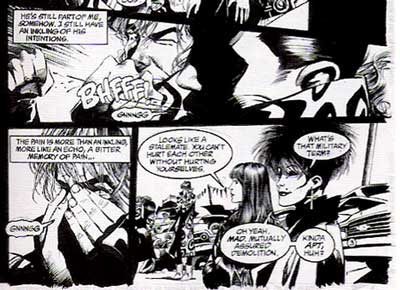 Shade, by Chris Bachalo