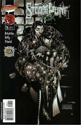 Steampunk, by Chris Bachalo
