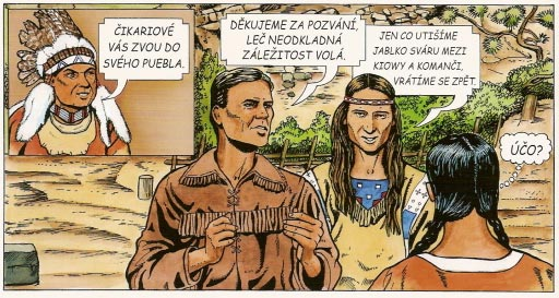 Winnetou by Libor Balak
