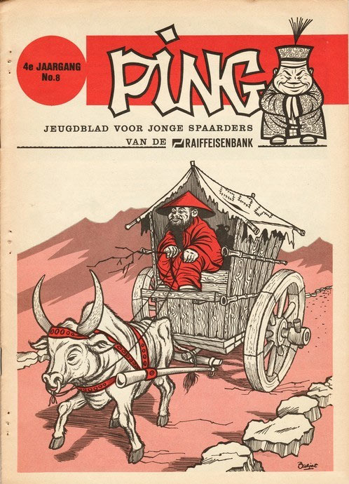 Ping cover by Harry Baljet