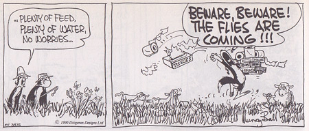 Footrot Flats by Murray Ball