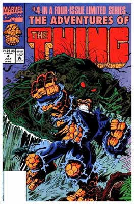 The Thing, by Gary Barker
