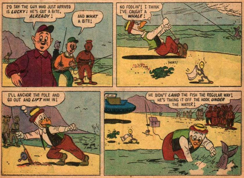 Gyro Gearloose by Carl Barks