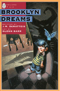 Brooklyn Dreams, by Glenn Barr
