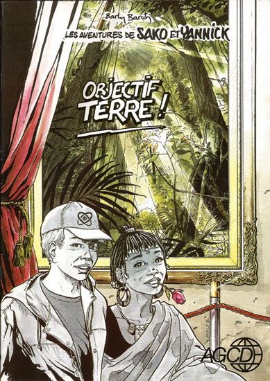 Objectif Terre by Barly Baruti