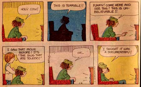 Fundy Winkerbean, by Tom Batiuk (1977)