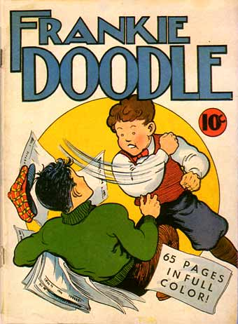 Frankie Doodle, by Ben Bootsford (1939)