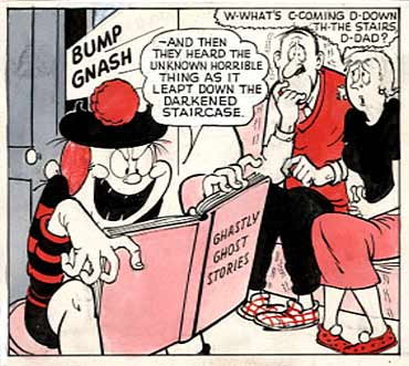 Minnie the Minx, by Leo Baxendale 1958