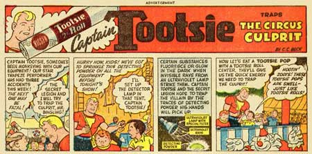 Captain Tootsie (August, 1948)