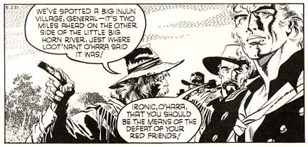 Garth, by Frank Bellamy (1972)