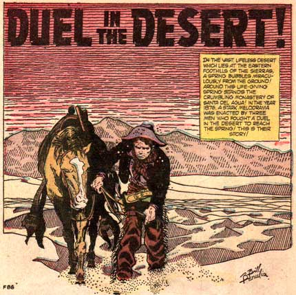 Outlaw Fighters #3 (December 1954)