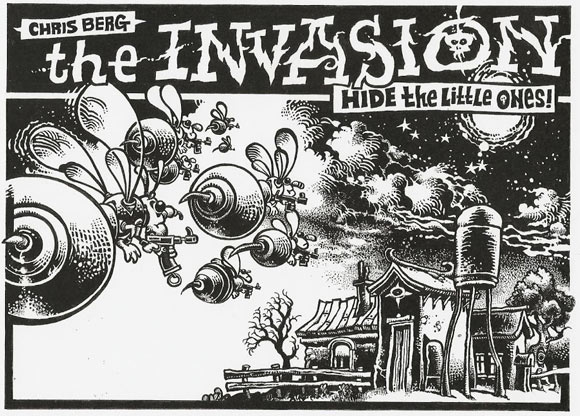 The Invasion by Chris Berg