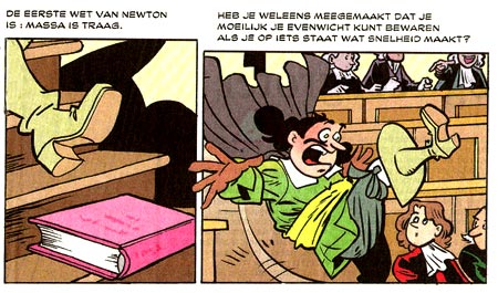 Newton in Nederland by Rene Bergmans