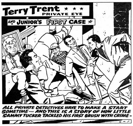 Terry Trent by Emilio Bernado