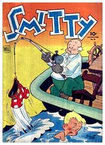 Smitty cover, by Walter Berndt