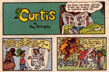 Curtis, by Ray Billingsley