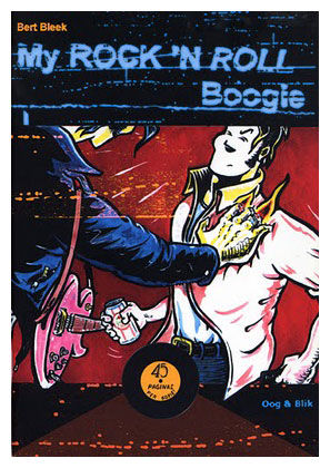 My Rock 'n Roll Boogie by Bert Bleek