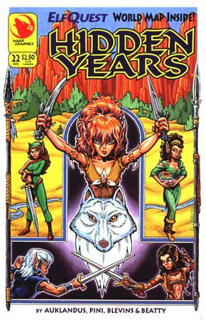 Elfquest by Steve Blevins