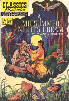 A Midsummer Night's Dream, by Alex Anthony Blum
