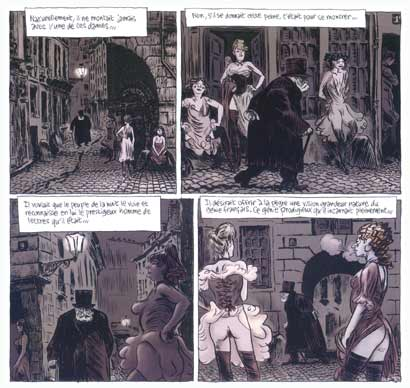 Vitesse Moderne, by Blutch