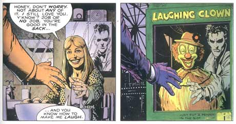 Batman: the Killing Joke, by Brian Bolland