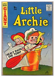 Little Archie, by Bob Bolling